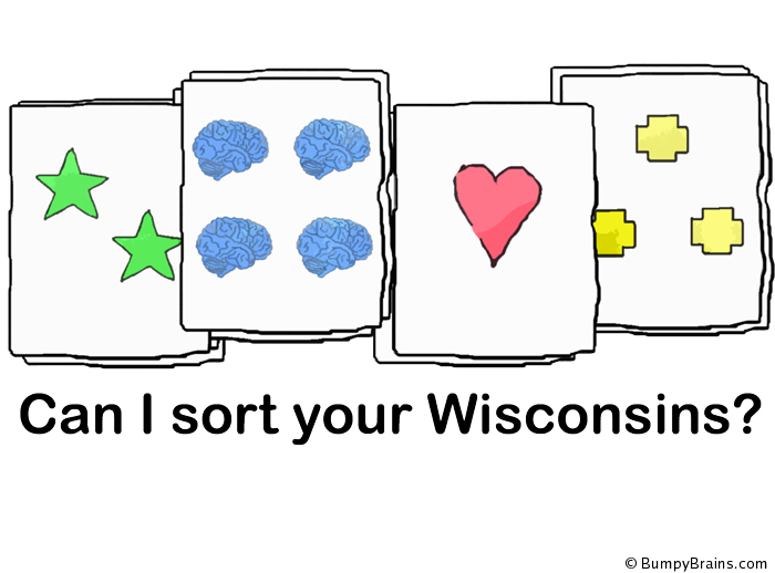Can I sort your Wisconsins?
